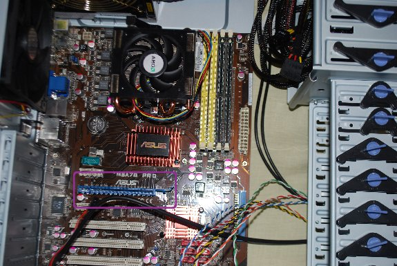 motherboard PCI-E